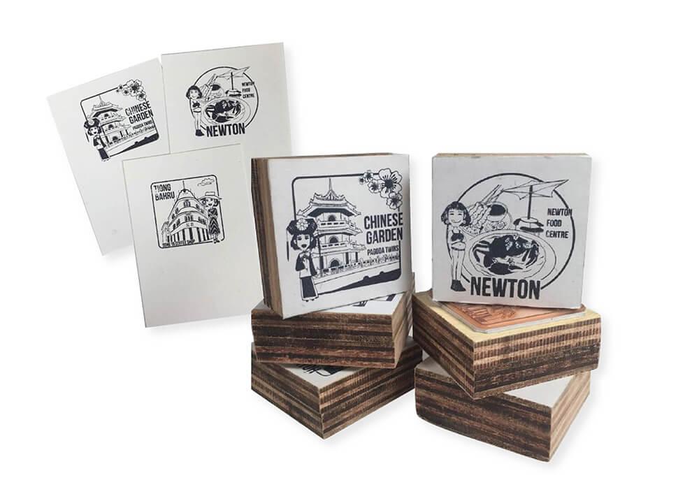 Stamp & Go 5/5