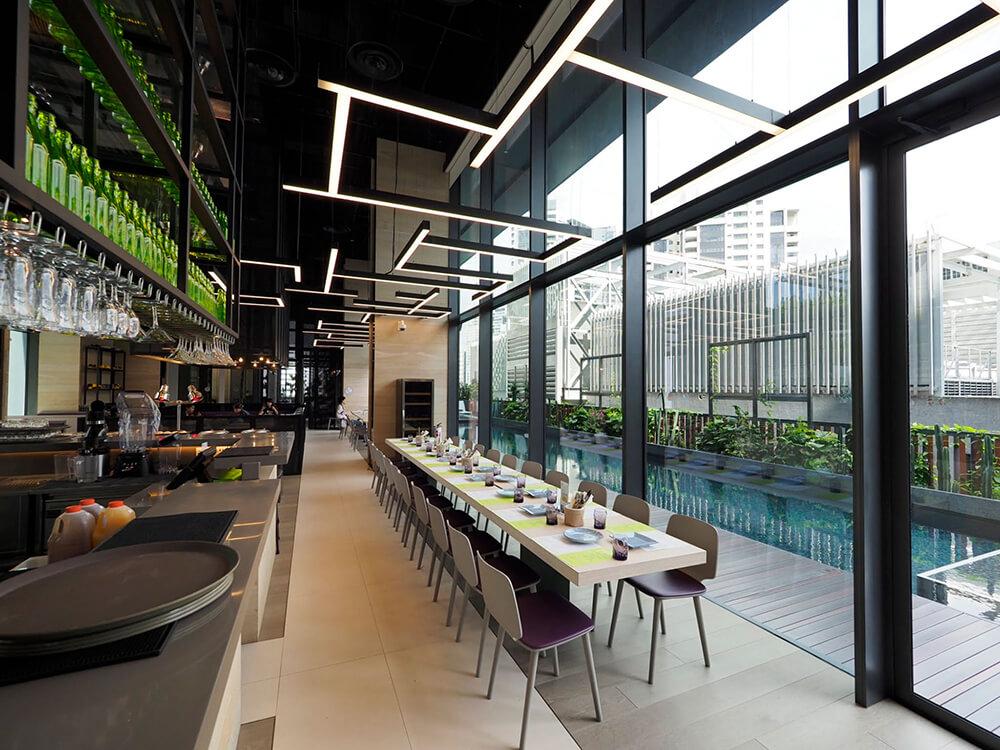 Yotel Singapore 7/10